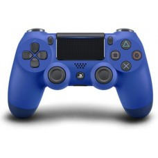 DS4 New Dual Shock 4 Light Versi 2 (Wave Blue) New Model
