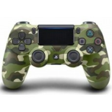 DS4 New Dual Shock 4 Light Versi 2 (Green Camouflage) New Model