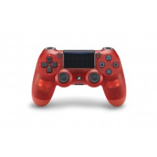 DS4 New Dual Shock 4 Light Versi 2 (Crystal Red) New Model