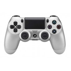 DS4 New Dual Shock 4 Light Versi 2 (Silver) New Model