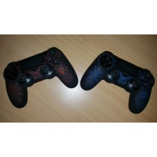 PS4 Controller Silicon Spiderman (no packing)