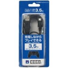 PS4/PSVita Slim USB Micro Cable HORI 3,5meter