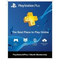 PSN Plus 3 Bulan R3 Asia (Code)