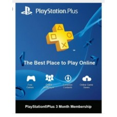 PSN Plus 3 Bulan R3 Indonesia (Code)