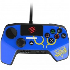 PS4/PS3 Fighting Pro Controller (MADCATZ) Blue