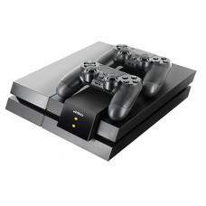 NYKO PS4 Modular Charge Station ( Black ) (Console+Controller not included)