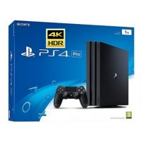 PS4 PRO 1TB (CUH-7006B) Jet Black (Asia Version) + Extra New DS4 Pilih Warna