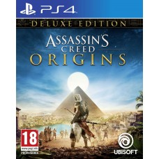 Assassin Creeds Origins Deluxe Edition + DLC + PIN +Poster