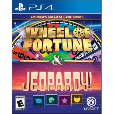 American's Greatest Game Shows: Wheel of Fortune & Jeopardy