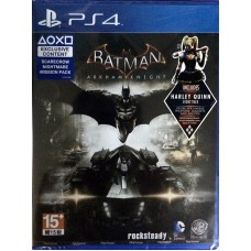 Batman : Arkham Knight (Rating 9.2)