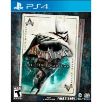 Batman Return to Arkham HD Coll (Arkham Asylum & Arkham City)