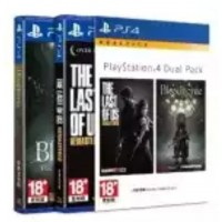 Dual Pack: Bloodborne Old Hunter & The Last of Us