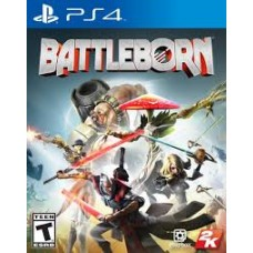 Battleborn (Online) + Character Battleborn (Rating 7.1)