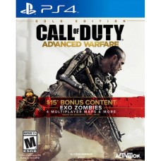 Call of Duty Advance Warfare GOLD Edition