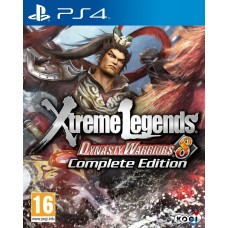 Dynasty Warriors 8: Xtreme Legends Complete Edition PS Hits