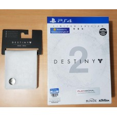 Destiny 2 Limited Edition (Online) + WALLET DESTINY 2 White