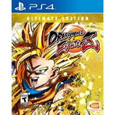 Dragonball Fighter Z Ultimate Deluxe Edition