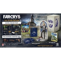Far Cry 5 Father Statue Edition +Game +Sticker Console