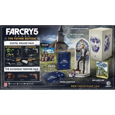 —PO/DP— Far Cry 5 Father Statue Edition