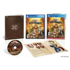 Grand Kingdom Launch Edition + CD Sountrack