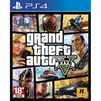 —PO— Grand Theft Auto V (Rating 10) GTA V