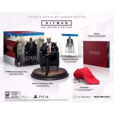 Hitman Collector's Edition (Statue,Tie&Clip, Artbook & Digital Game Download) (Rating 8)