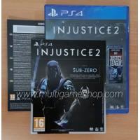 Injustice 2 + DLC SubZero