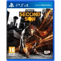 Infamous: Second Son (Rating 8.7)