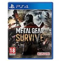 Metal Gear Survive + Paper Puzzle Sticker