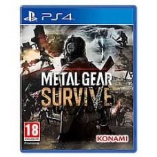 —PO/DP— Metal Gear Survive