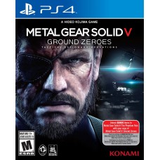 Metal Gear Solid V: Ground Zeroes (Rating 8.0)