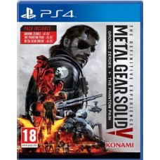 Metal Gear Solid V The Definitive (Ground Zeroes & Phantom Pain)