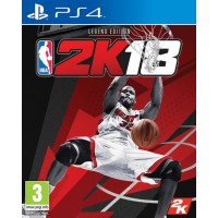 NBA 2K18 LEGEND Edition + Keychain Bola
