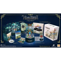 Ni No Kuni II Revenant Kingdom KING Edition + ToteBag