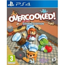 Overcooked 1 Gourmet Edition