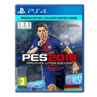 PES Pro Evolution Soccer 2018 Premium Edition