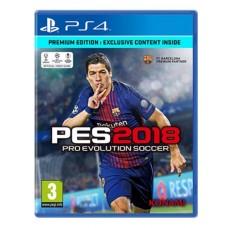 PES Pro Evolution Soccer 2018 Premium Edition