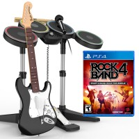Rock Band 4 Band in a Box (Rating 8.80)