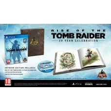 Rise Of The Tomb Raider + Art Book (Support VR)