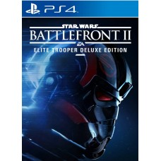 Starwars Battlefront II Elite Trooper DELUXE Edition