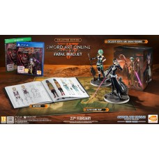 —PO/DP— Sword Art Online Fatal Bullet Collector Edition