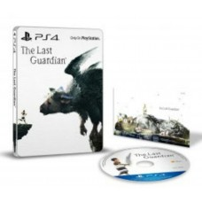 The Last Guardian Steelbook Edition + T-Shirt