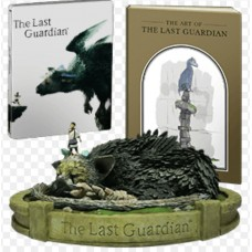 The Last Guardian Collector's Edition + Game