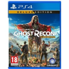 Tom Clancy's Ghost Recon: Wildlands Deluxe Edition + DLC