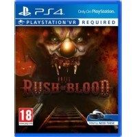 Until Dawn Rush of Blood (VR)