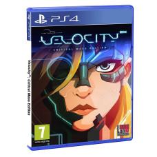 Velocity 2x Critical Mass Edition + Art Book