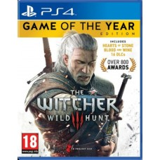 The Witcher 3: Wild Hunt GOTY (Rating 9.3)