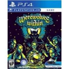Werewolves Within VR
