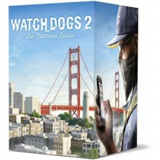 Watch Dogs 2 San Francisco Collector Edition