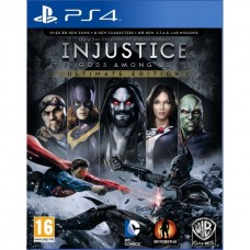Injustice: Gods Among Us  Ultimate Edition (Rating 8.2)